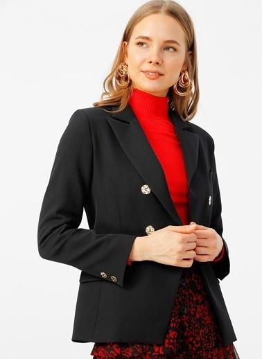 Random Ceket Siyah